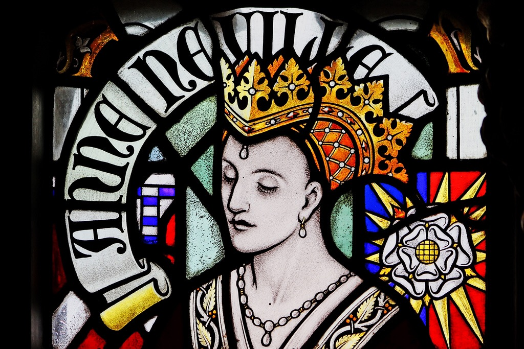 16 MARCH 1485: THE DEATH of QueenAnne
