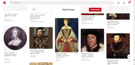 God love that Pinterest, but did I read that correctly? The woman in the middle is Margaret Douglas? Wasn't that identified as Queen Katherine Parr in 1965 and then again in 1996? So where does the Margaret Douglas identity come from?