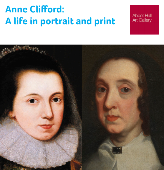 Family of Queen Katherine: Lady Anne Clifford