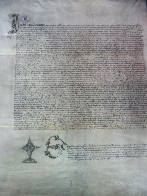 10 JULY 1543: Archbishop Cranmer's License for the Marriage of Henry & Kateryn