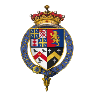 Coat of Arms Thomas Wriothesley 1st earl of Southampton