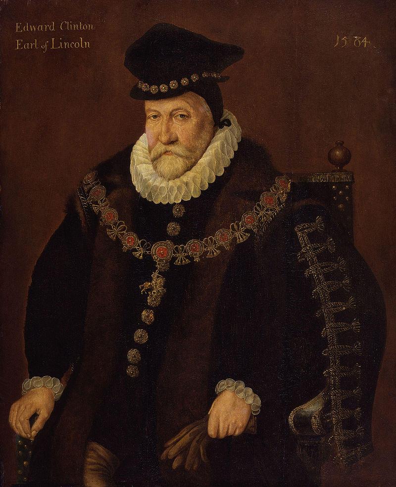 Edward Fiennes Clinton, 1st Earl of Lincoln