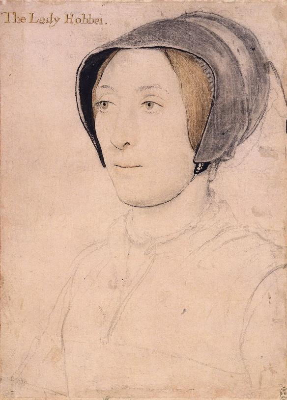 Elizabeth Stonor, Lady Hoby
