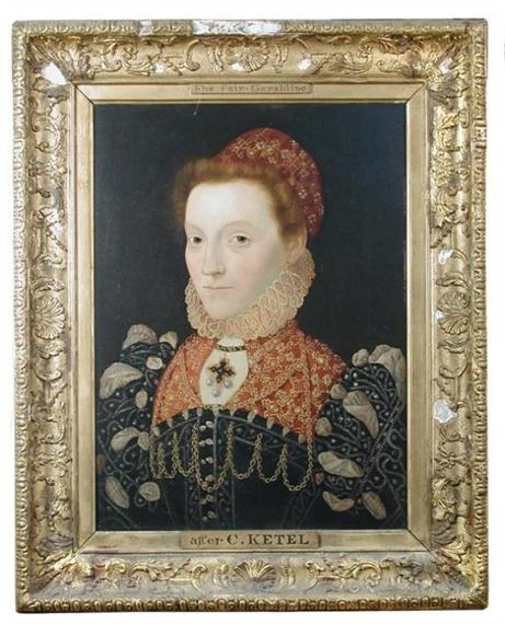 elizabeth fitzgerald countess lincoln