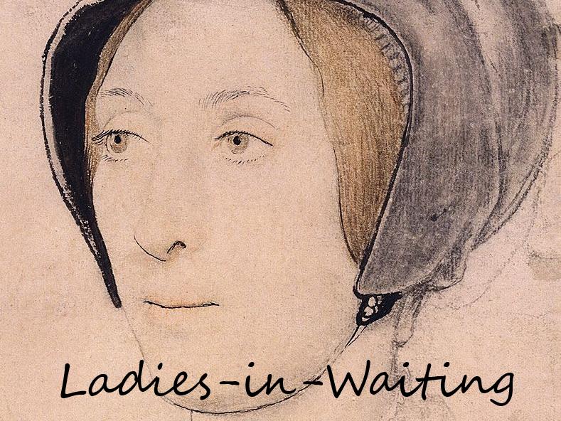 Ladies-in-Waiting: Elizabeth Stonor