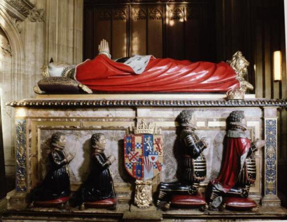 Margaret Douglas Tomb